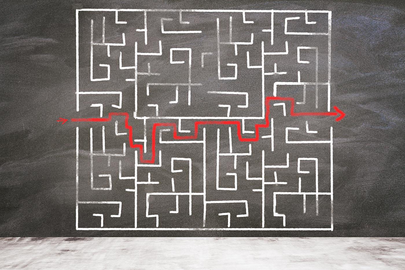 Hyvä strategia on luopumista, ei haalimista
