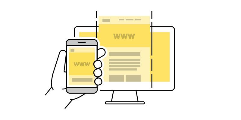 verkkosivut palveluna
